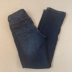 Old Navy Skinny Dark Wash Jeans, Sz 14 Regular